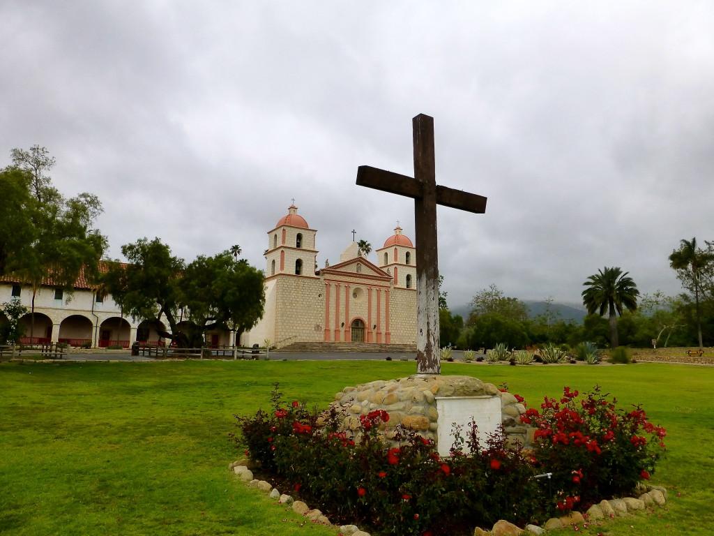 Old Mission Santa Barbara  Travels With Mai Tai Tom