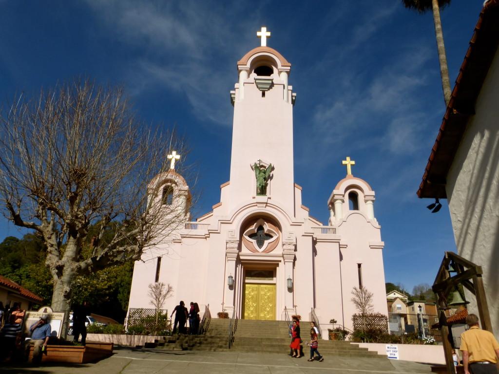 Mission San Rafael Arcngel