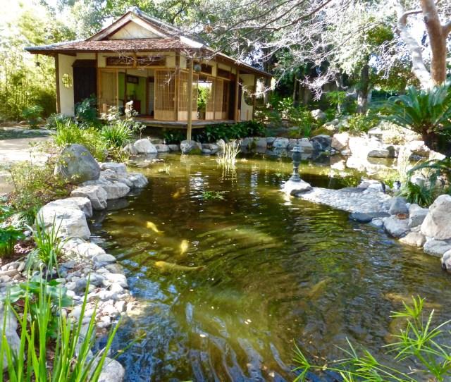 Storrier Stearnsanese Garden Pasadena
