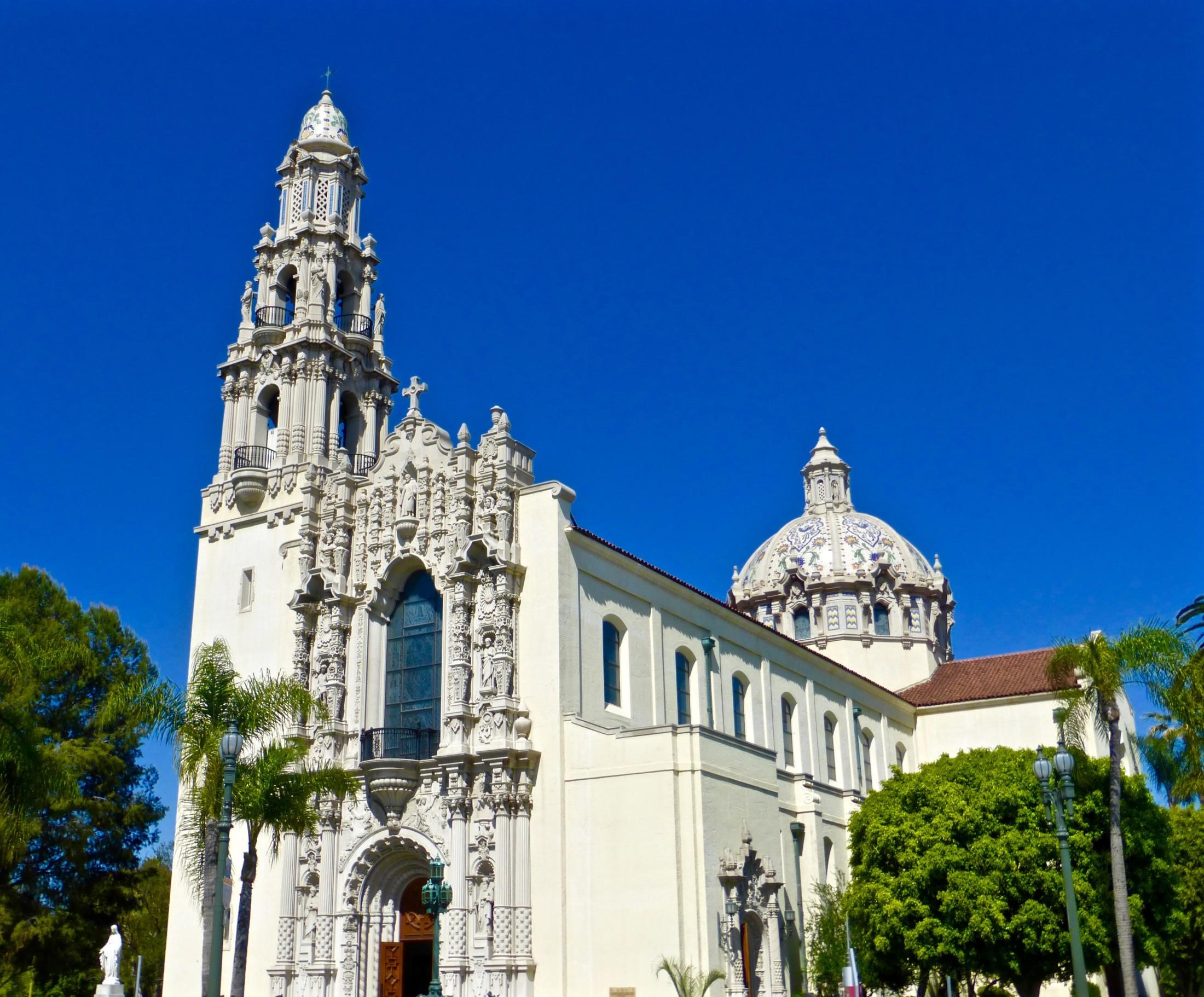 St Vincent De Paul Church Los Angeles Travels With