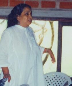 Mary Roy Kottayam