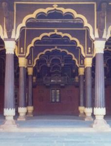 Tipu Sultan's Palace Bangalore