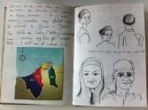 Sketches from Brunei Darussalam from my Java Sketchbook