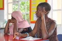 Isamilo Saturday School Maths lesson
