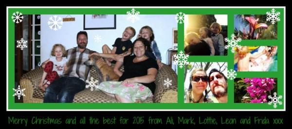Merry Christmas photo 2014