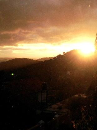 Sunshine and showers over Mwanza 4