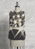 Stars of light top design for Vida