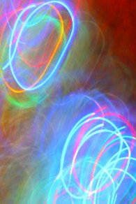 Blurred Christmas Lights 1