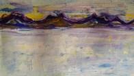 Salar de Uyuni Triptych 3