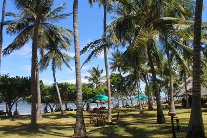 The Serena Beach Resort and Spa in Mombasa, Kenya
