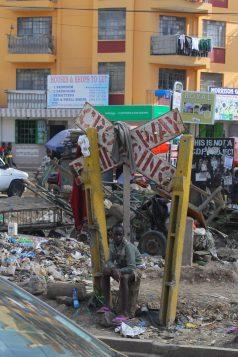 Poverty in Nairobi