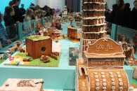Gingerbread Houses at the ArkDes 2018 Exhibition