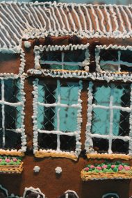 Gingerbread House at the ArkDes 2018 Exhibition