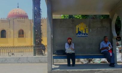 Street scene in Cairo, Egypt