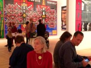 Art for All - Gilbert and George Exhibition at the Moderna Museet in Stockholm