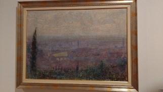 "Baldassare Longoni ""Panorma di Verona dal colle San Leonardo"" 1915"