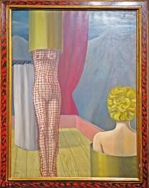 Rene Magritte - La Complices du Magician, 1926