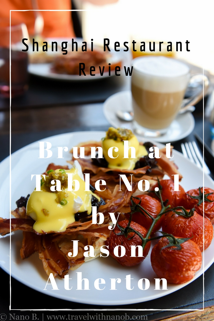 Table No. 1 by Jason Atherton on www.travelwithnanob.com