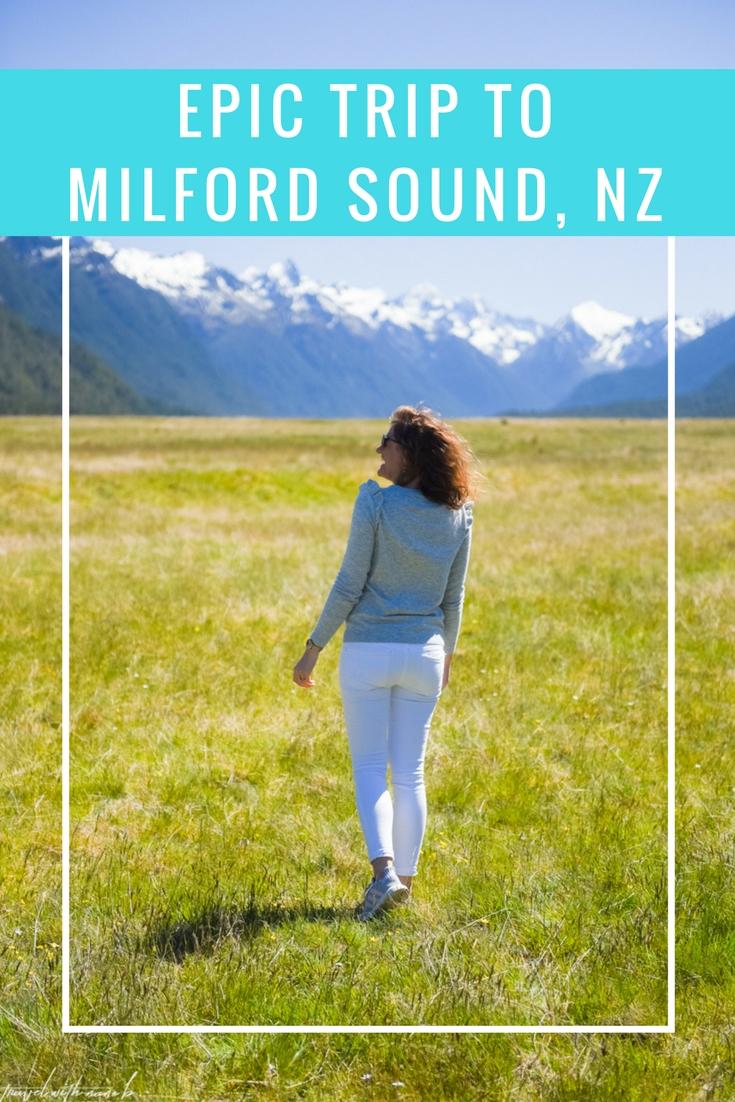 Milford Sound Trip From Queenstown