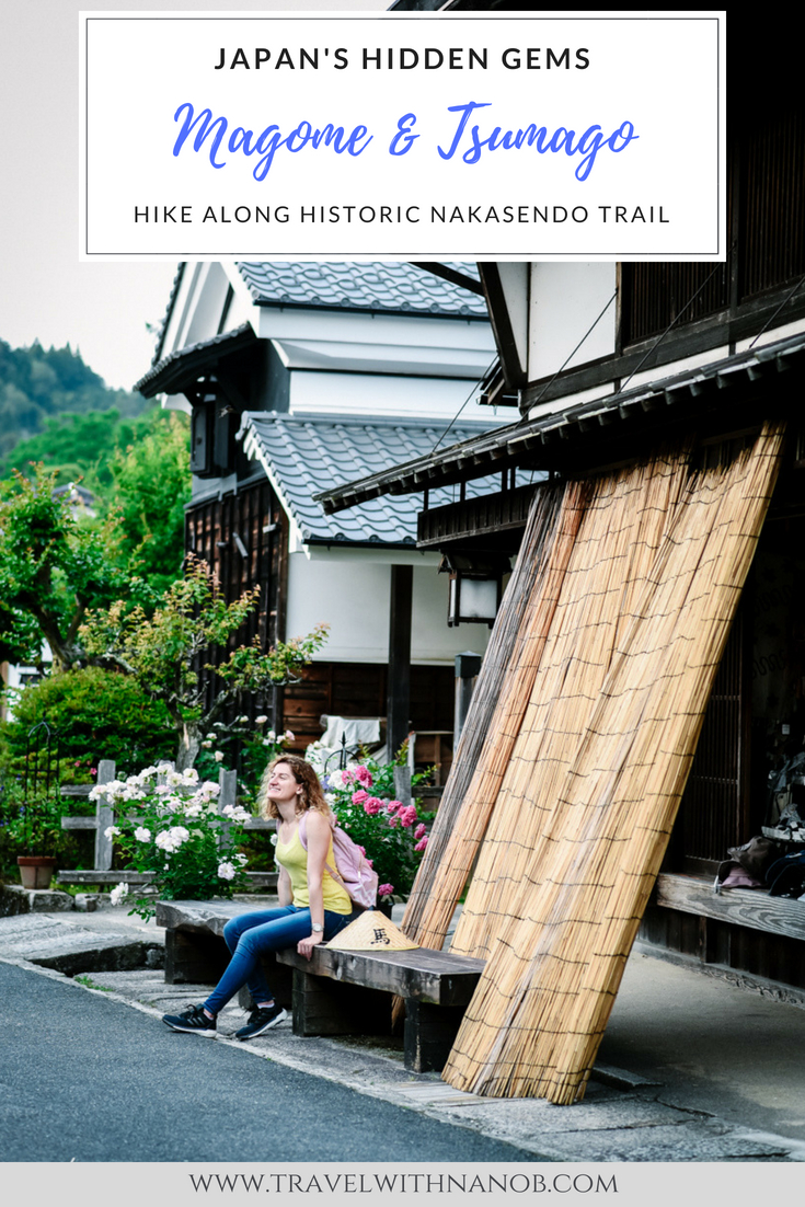 Kiso Valley Nakasendo Hike 2