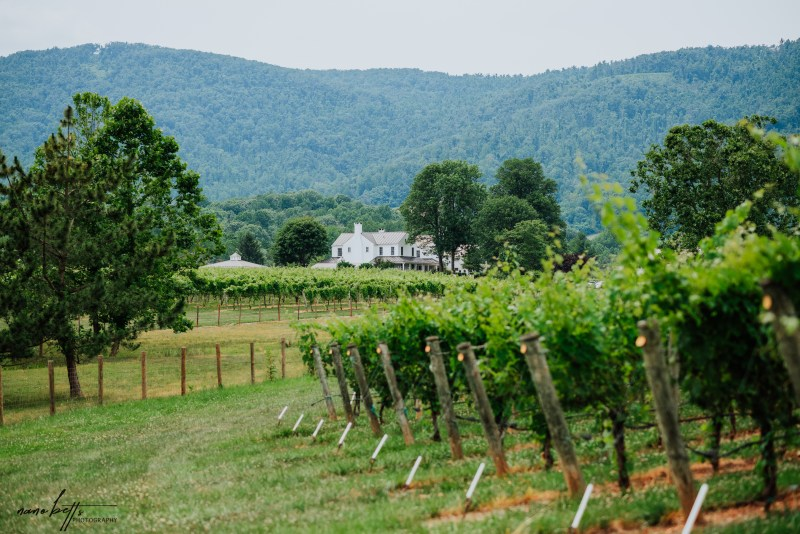 Visit to The Farmhouse at Veritas and Veritas Winery. One of the best Virginia Inns and Wineries in Central Virginia.