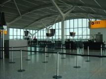 London Heathrow Terminal 5 Gates