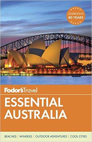 Fodors Australia Travel Guide