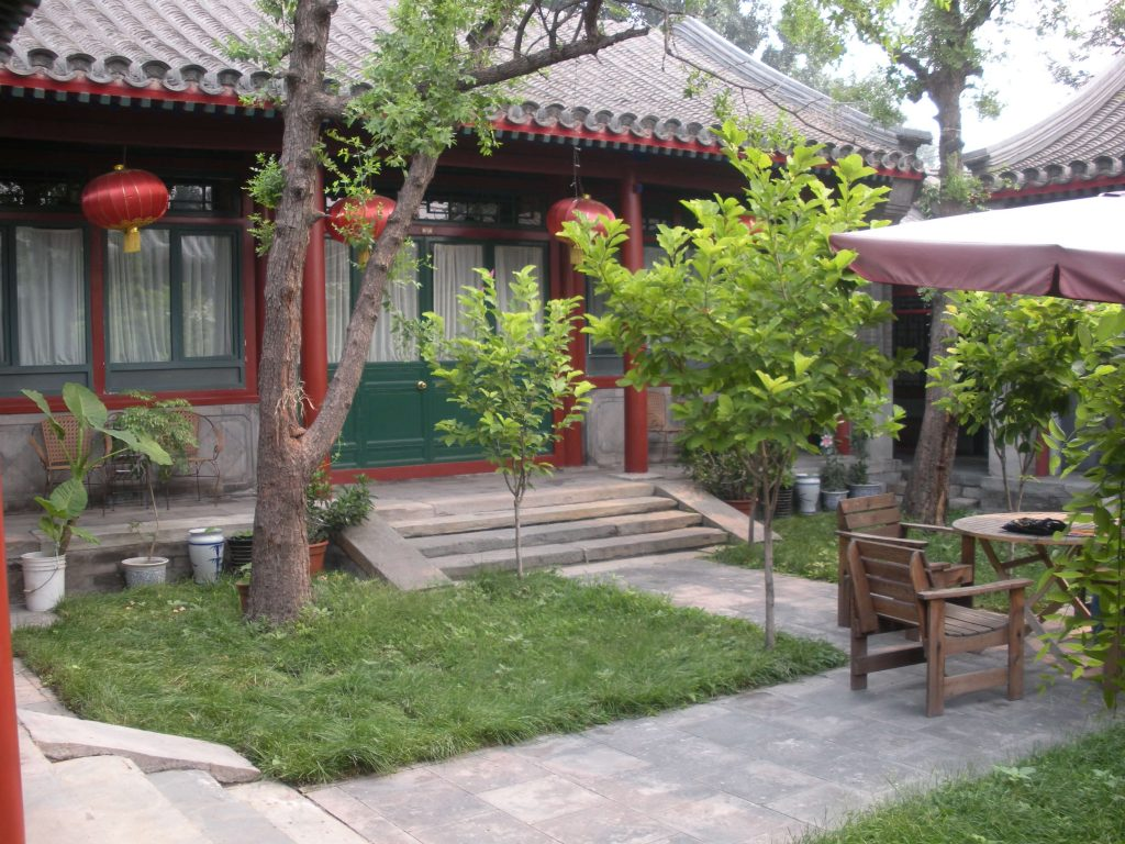 Staying in a hutong hotel is one of the cool things to do in Beijing.