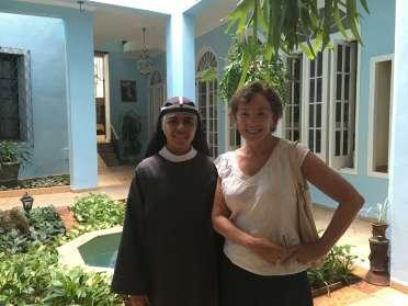 Havana, Cuba, convent, hotel, Havana Vieja