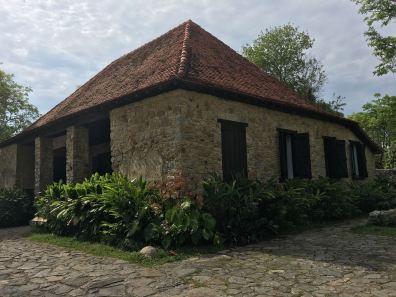 Las Terrazas, Cuba, Hotel Moka, abandoned, French coffee plantation, slave quarters, restaurant