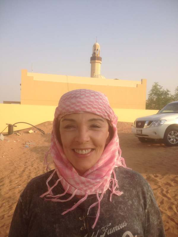 When in Dubai...