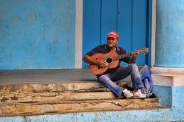 Musician in Cuba