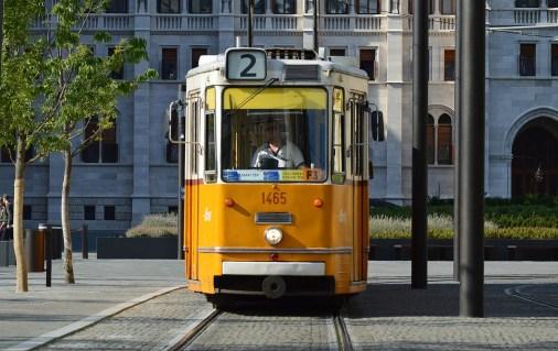 Save money. Take the tram.