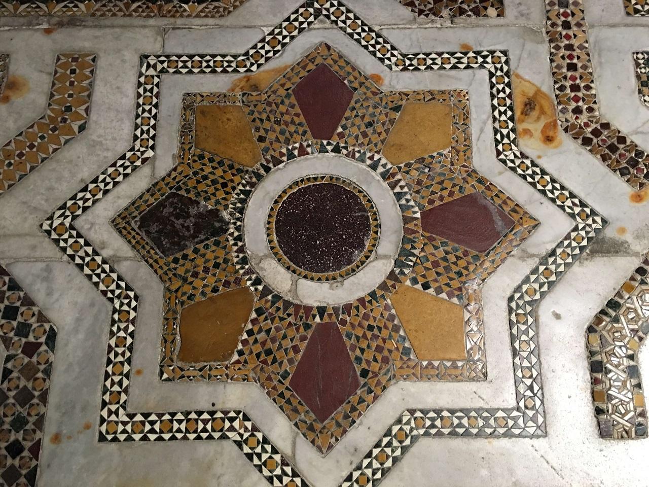 Norman mosaics in Monreale