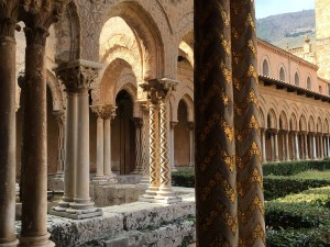 Architecture in Monreale