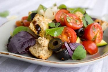Tomato dish in Taormina