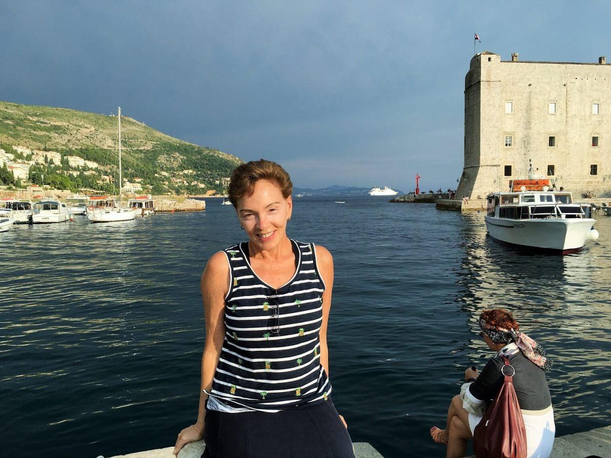Portside in Dubrovnik