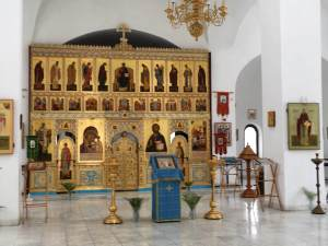 Inside the Russian Orthodox church in Hidden Havana
