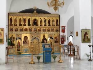 Inside the Russian Orthodox church in Hidden Havana