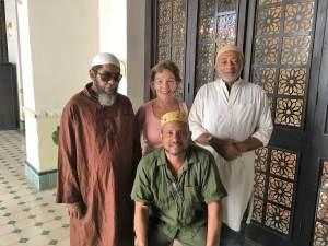 Muslim community in Hidden Havana.