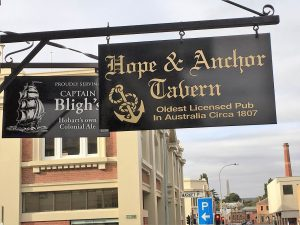 Oldest pub Discover Tasmania
