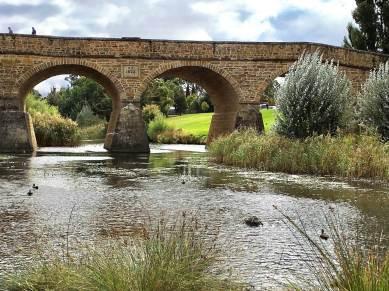Convict Bridge in Tasmania