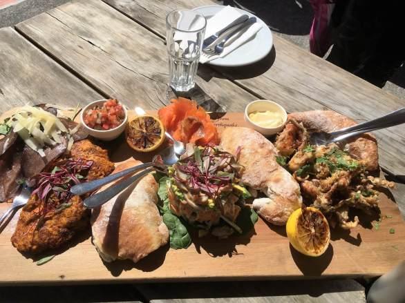 Lunch in Christchurch