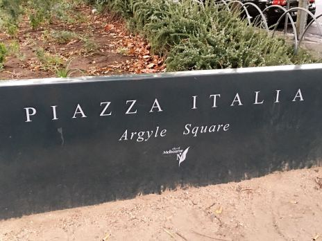 Lygon Street in Melbourne