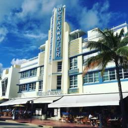 Breakwater Hotel on South Beach