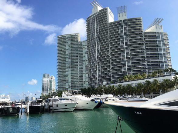 Marina on South Beach