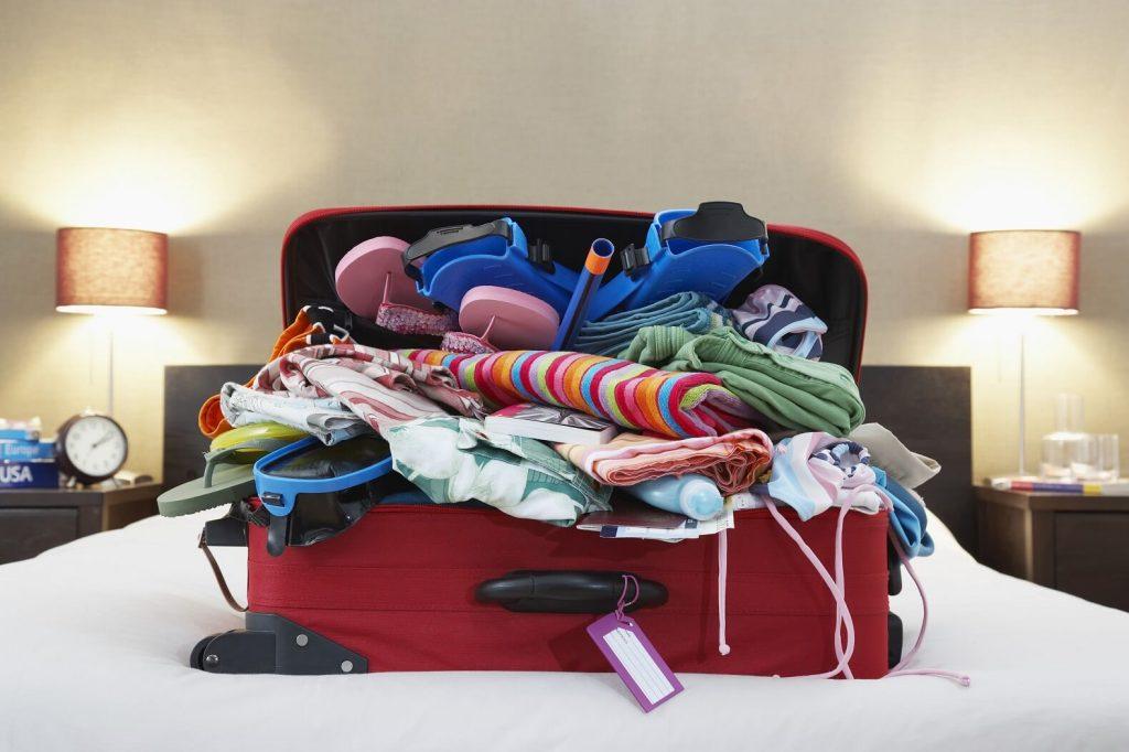 Packing...ugh!