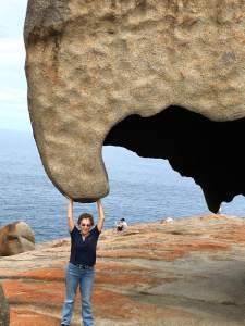 Kangaroo Island rocks