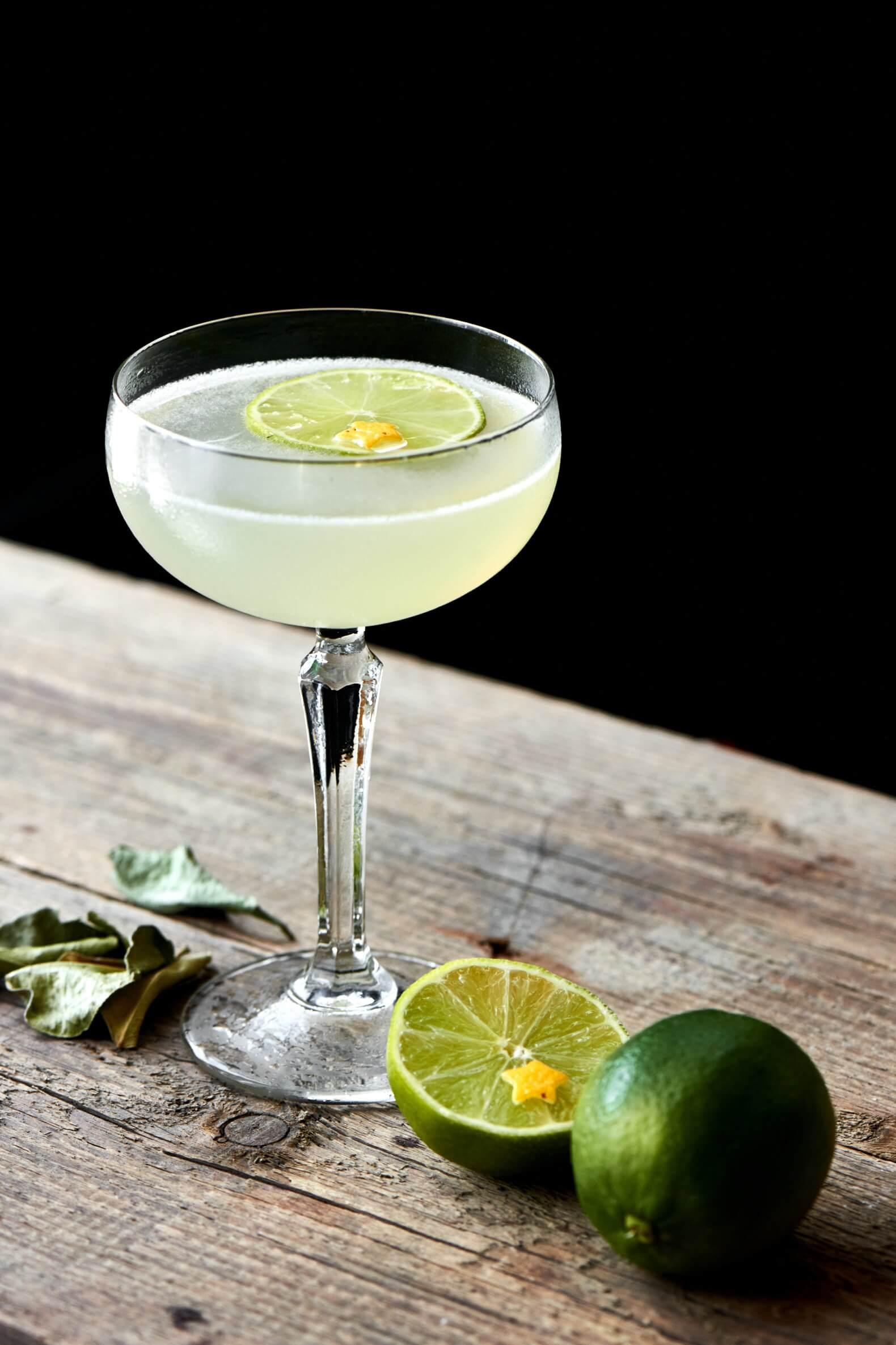 Refreshing Daiquiri cocktails