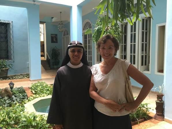 Cuban casas convent
